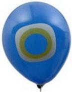 balon nazar boncuğu